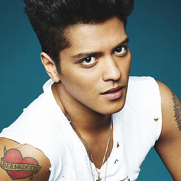 Музыка от Bruno Mars в формате mp3