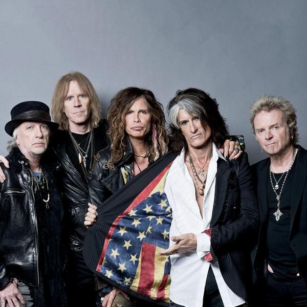 Музыка от Aerosmith в формате mp3