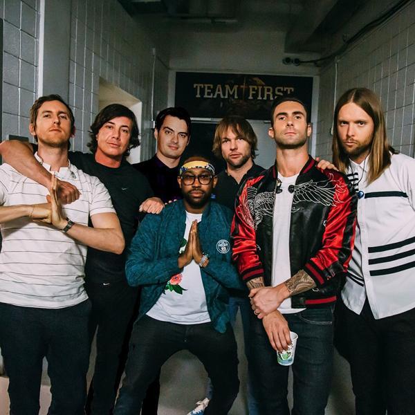 Музыка от Maroon 5 в формате mp3