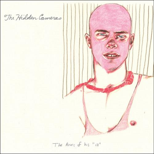 The Hidden Cameras - Fear Is On (4-Track Demo)  (2004)