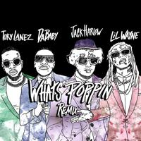 Jack Harlow - WHATS POPPIN (feat. DaBaby, Tory Lanez & Lil Wayne) [Remix] скачать mp3