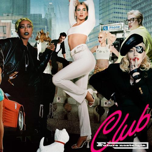 Dua Lipa, Madonna, Missy Elliott - Levitating (feat. Madonna and Missy Elliott) [The Blessed Madonna Remix]  (2020)