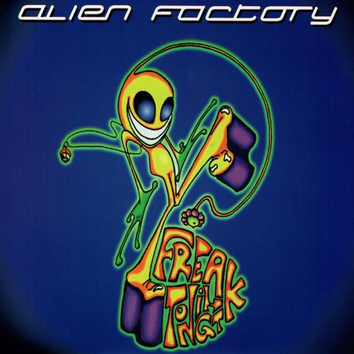 Alien Factory - Freak Tonight (2020 Club Mix)  (2020)