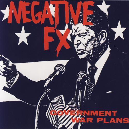Negative FX - Government War Plans  (1982)