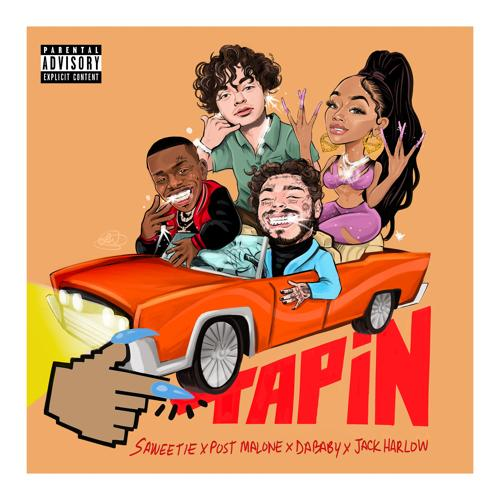 Saweetie, Post Malone, DaBaby, Jack Harlow - Tap In (feat. Post Malone, DaBaby & Jack Harlow)  (2020)