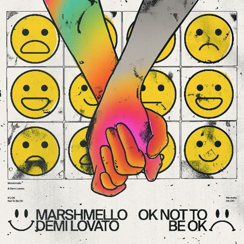 Marshmello, Demi Lovato - OK Not To Be OK  (2020)
