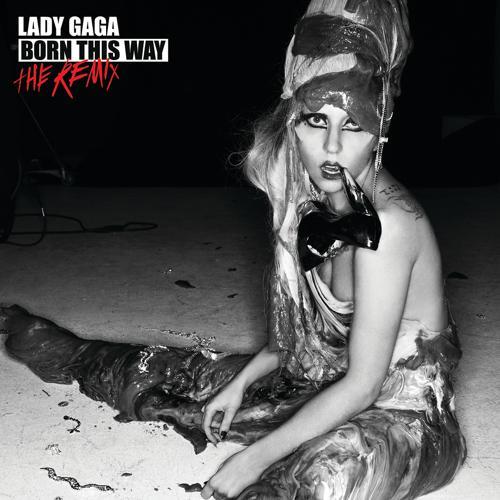Lady Gaga - Scheiße (Guena LG Club Remix)  (2011)