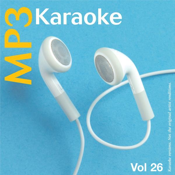 Альбом: MP3 Karaoke Vol.26