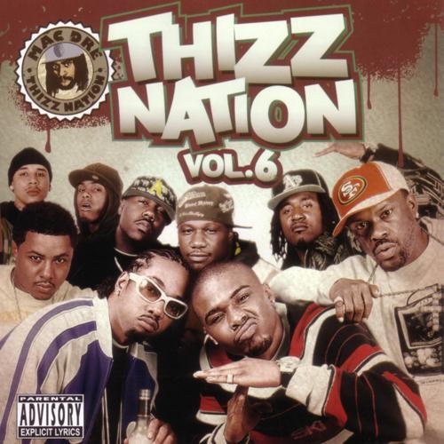 Mony Gang, Cutthoat Committee, Mistah F.A.B., G-Stack, Keak Da Sneak, Bavgate - Thizz Remix  (2006)