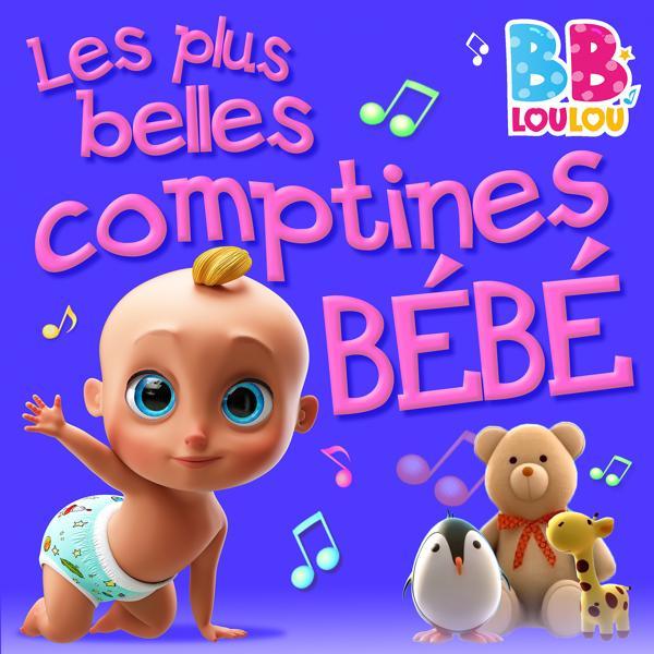 Альбом: Les plus belles comptines pour bébé