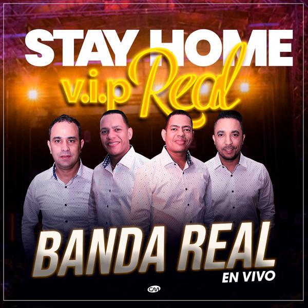 Альбом: Stay Home v.i.p Real (En Vivo)