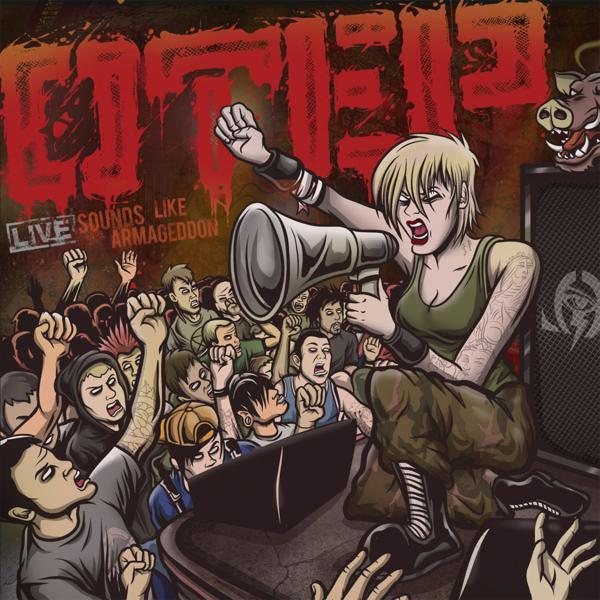 Альбом: Sounds Like Armageddon - Live