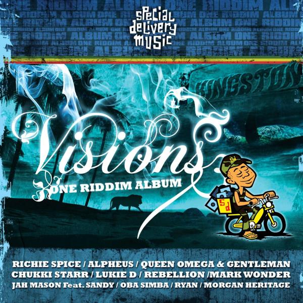 Альбом: Visions One Riddim Album