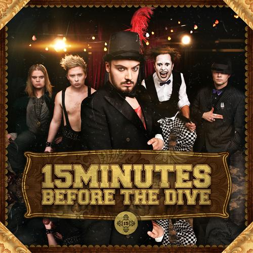 15 Minutes Before The Dive - Running Man  (2012)