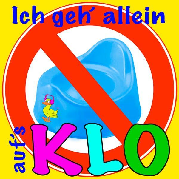 Альбом: Ich geh' allein aufs Klo