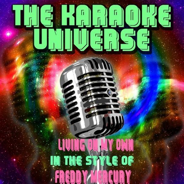 Альбом: Living On My Own (Karaoke Version) [In the Style of Freddy Mercury]