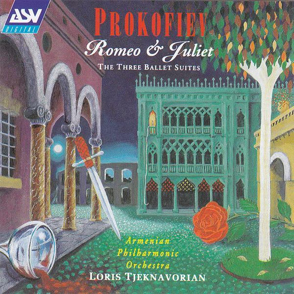 Альбом: Prokofiev: Romeo & Juliet - The Three Ballet Suites