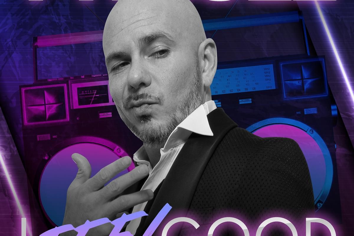 Pitbull, Anthony Watts, DJWS - I Feel Good