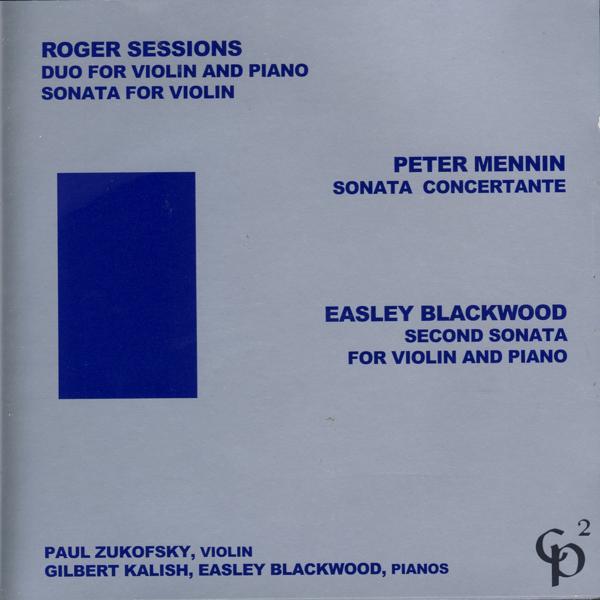 Альбом: Roger Sessions/Peter Mennin/Easley Blackwood