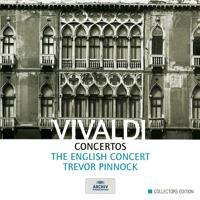 Simon Standage - Vivaldi: Concerto grosso in G minor , Op.3/2 , RV 578 - 3. Larghetto