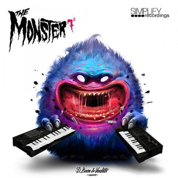 Альбом: The Monster