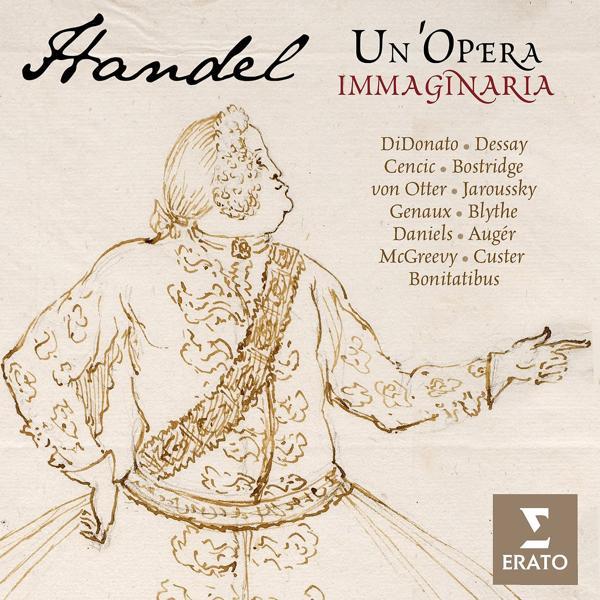 Альбом: Handel : un'opera immaginaria [International Version]