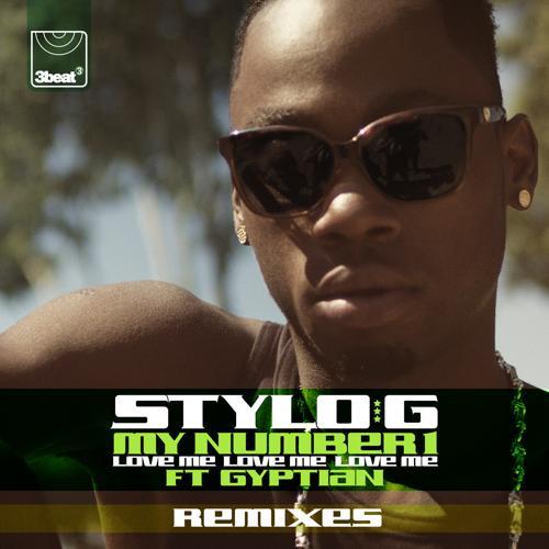 Stylo G, Gyptian - My Number 1 (Love Me, Love Me, Love Me) (Jr. Blender Remix)  (2015)