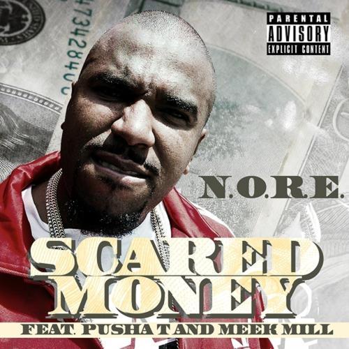 N.O.R.E., Pusha T, Meek Mill - Scared Money (Radio) (feat. Pusha T & Meek Mill)  (2011)