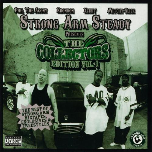 Strong Arm Steady, Mitchy Slick, Phil Da Agony, Xzibit, Krondon - You Can't Stop Me (feat. Xzibit, Krondon, Mitchy Slick & Phil Da Agony)  (2005)