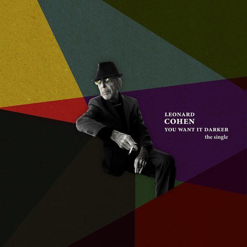 Leonard Cohen - You Want It Darker  (2016)