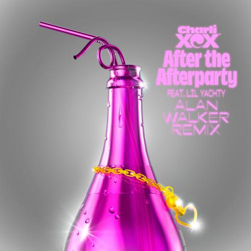 Charli XCX, Lil Yachty - After the Afterparty (feat. Lil Yachty) [Alan Walker Remix]  (2017)