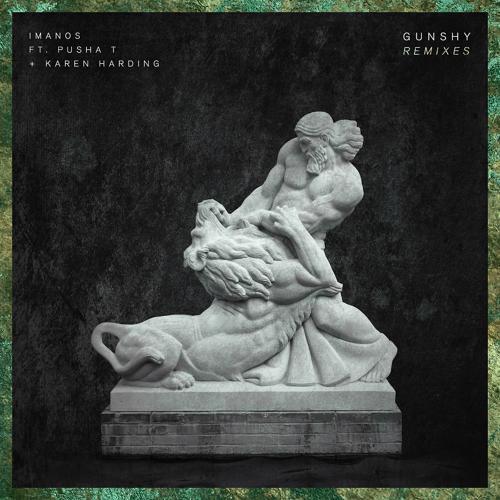 Imanos, Pusha T, Karen Harding - Gunshy (Tropkillaz Remix)  (2017)