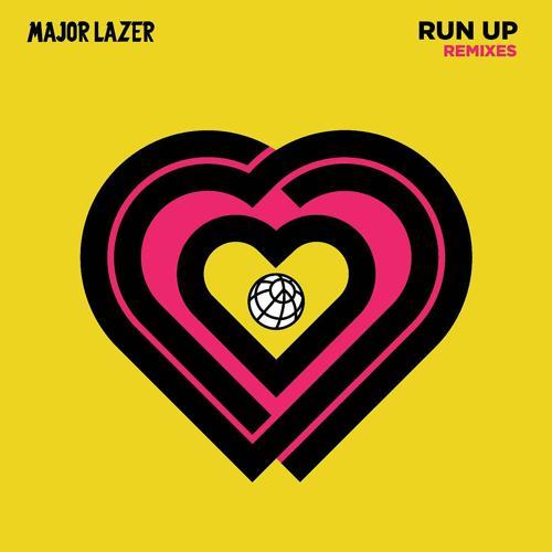 Major Lazer, Konshens, PARTYNEXTDOOR, Nicki Minaj - Run Up (feat. PARTYNEXTDOOR, Nicki Minaj & Konshens) [Sak Noel, Salvi & Arpa Remix]  (2017)