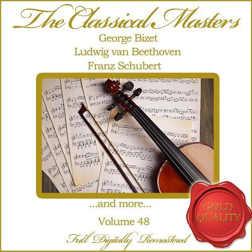 Wilhelm Backhaus - Moments Musicaux D.780: No. 3 in F Minor