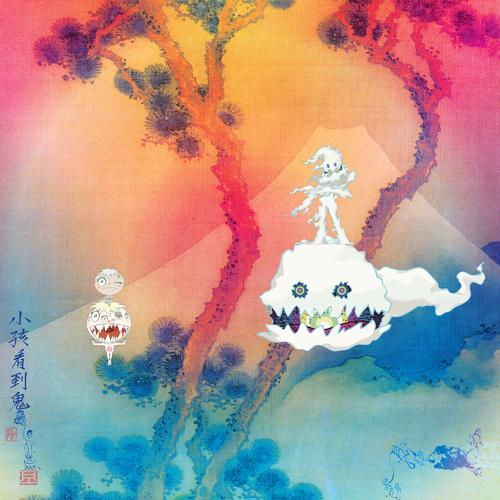 KIDS SEE GHOSTS, Pusha T - Feel The Love  (2018)