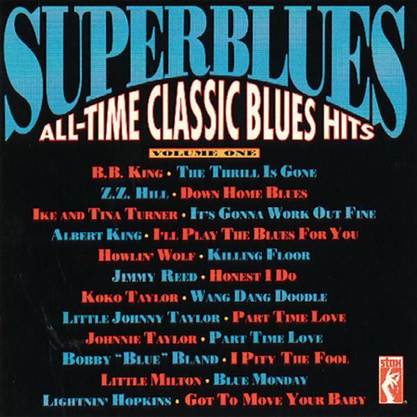 Альбом: Super Blues, Vol.1