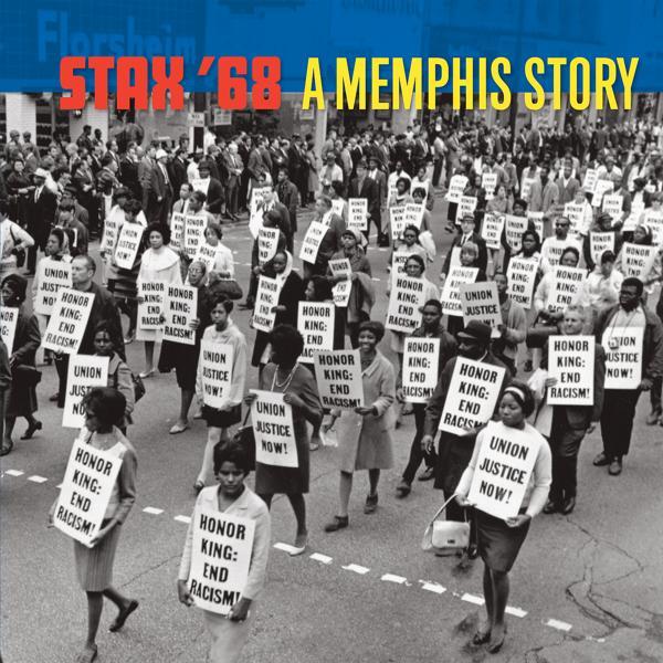Альбом: Stax '68: A Memphis Story