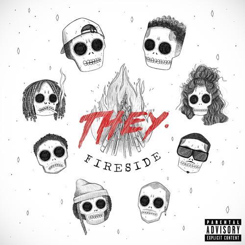THEY., Jessie Reyez - Broken (feat. Jessie Reyez)  (2018)