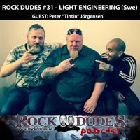 Rock Dudes - Podcast - Rock Dudes #31 - Peter