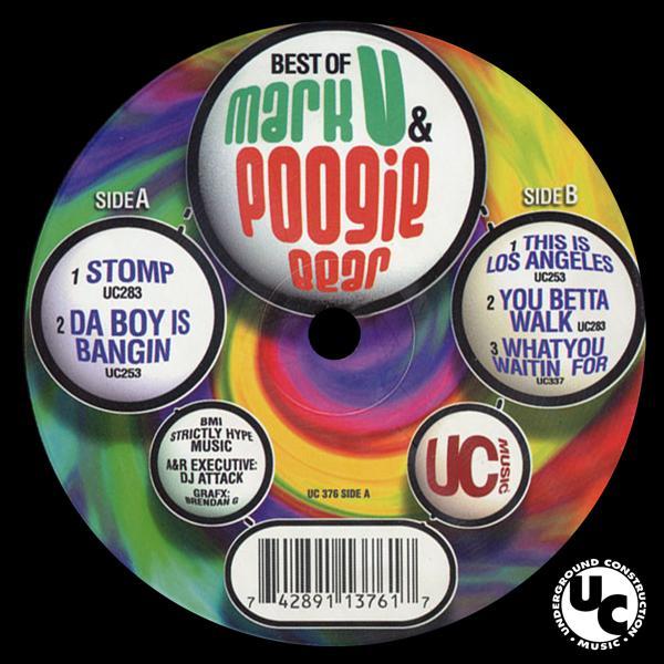 Альбом: Best of Mark V & Poogie Bear EP