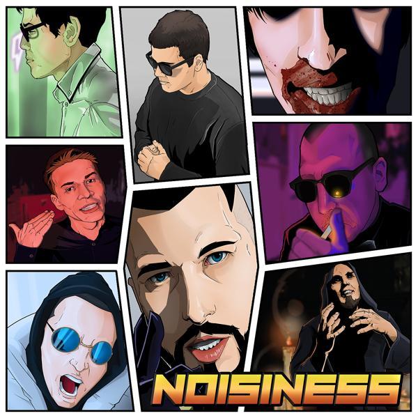 Альбом: Noisiness