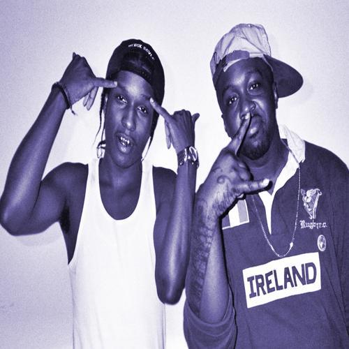 Smoke DZA, A$AP Rocky - 4 Loko  (2011)