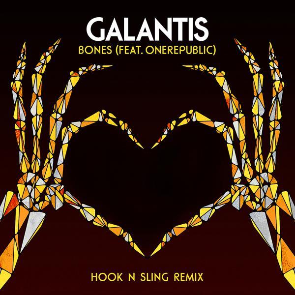 Альбом: Bones (feat. OneRepublic) [Hook N Sling Remix]