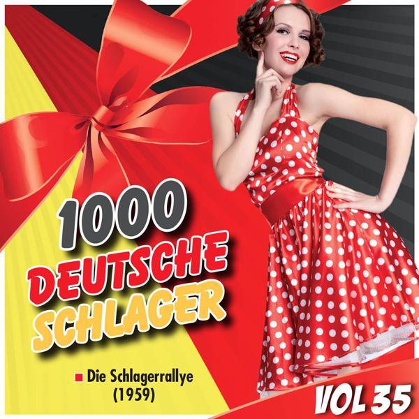 Альбом: 1000 Deutsche Schlager, Vol. 35