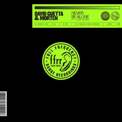 David Guetta, MORTEN, Aloe Blacc - Never Be Alone (feat. Aloe Blacc)  (2019)