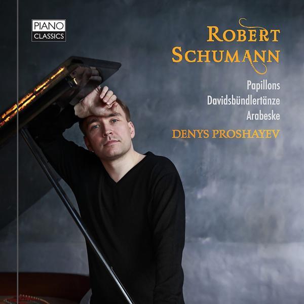 Альбом: Schumann: Papillons, Davidsbündlertänze, Arabeske
