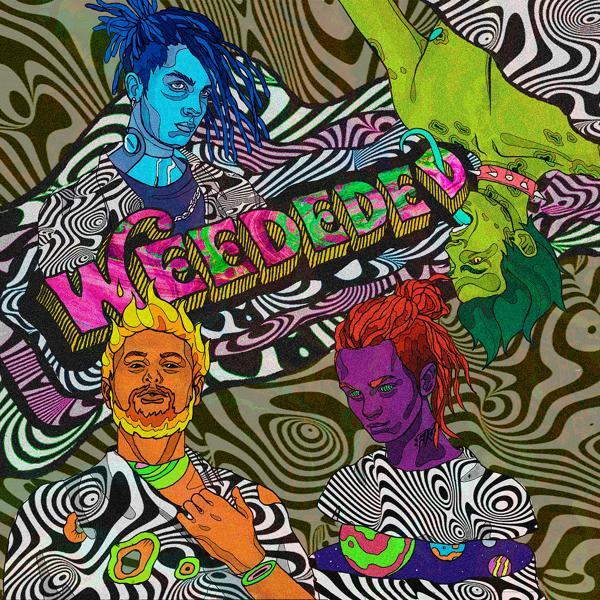 Альбом: WEEDEDED
