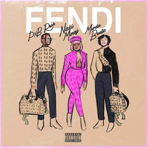 PnB Rock, Nicki Minaj, Murda Beatz - Fendi (feat. Nicki Minaj & Murda Beatz)  (2019)