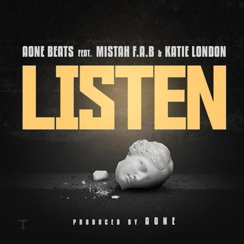 Mistah Fab, Katie London, Aone Beats - Listen  (2015)